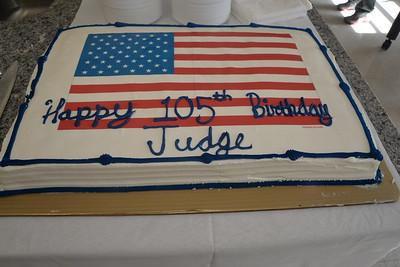 Honorable Judge George N. Leighton turns 105