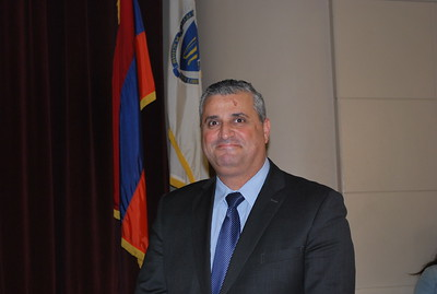 His Excellency, Grigor Hovhannissian, Ambassador of the Republic of Armenia to the United States