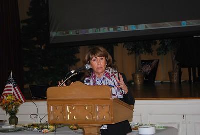 Maria Mehranian of Armenia Fund USA