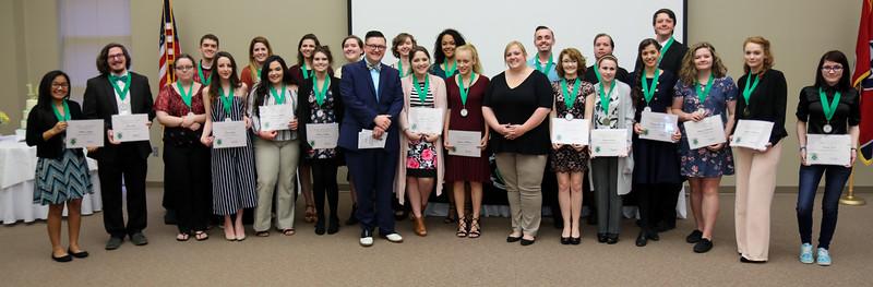 Honors Scholar Graduates