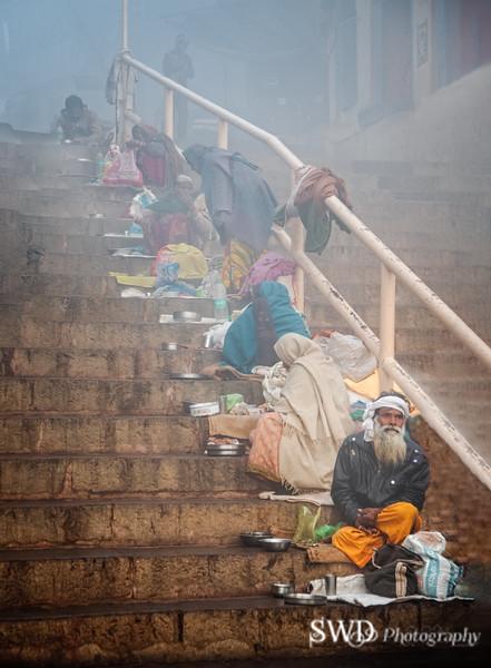 Breakfast in Varanasi