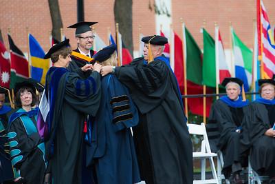 Hood College Inauguration
