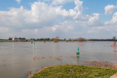 7 maart 2020 - ingang jachhaven Noorderhaven