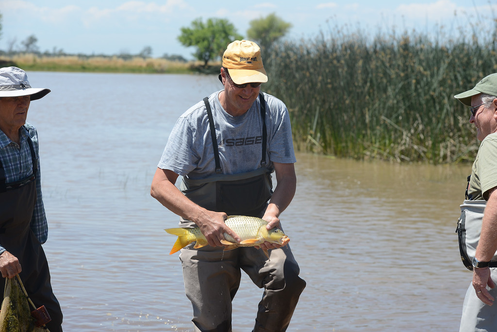. Hooked on Fishing, May 17, 2018,  in Chico, California. (Carin Dorghalli -- Enterprise-Record)