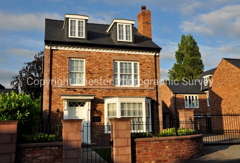 Knowsley House: Knowsley Road: Hoole