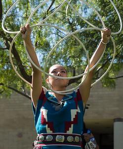 Hoop Dancers at PVCC 7 Nov 2013 -003