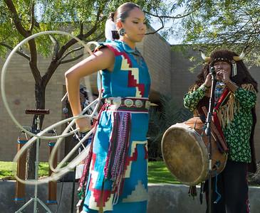 Hoop Dancers at PVCC 7 Nov 2013 -004