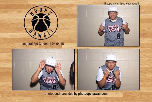 Hoops Hawaii (Fusion Photo Booth)