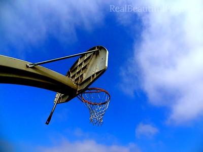 Outdoor Hoop