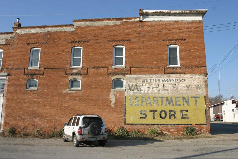 Wheatfield in Jasper County, Indiana