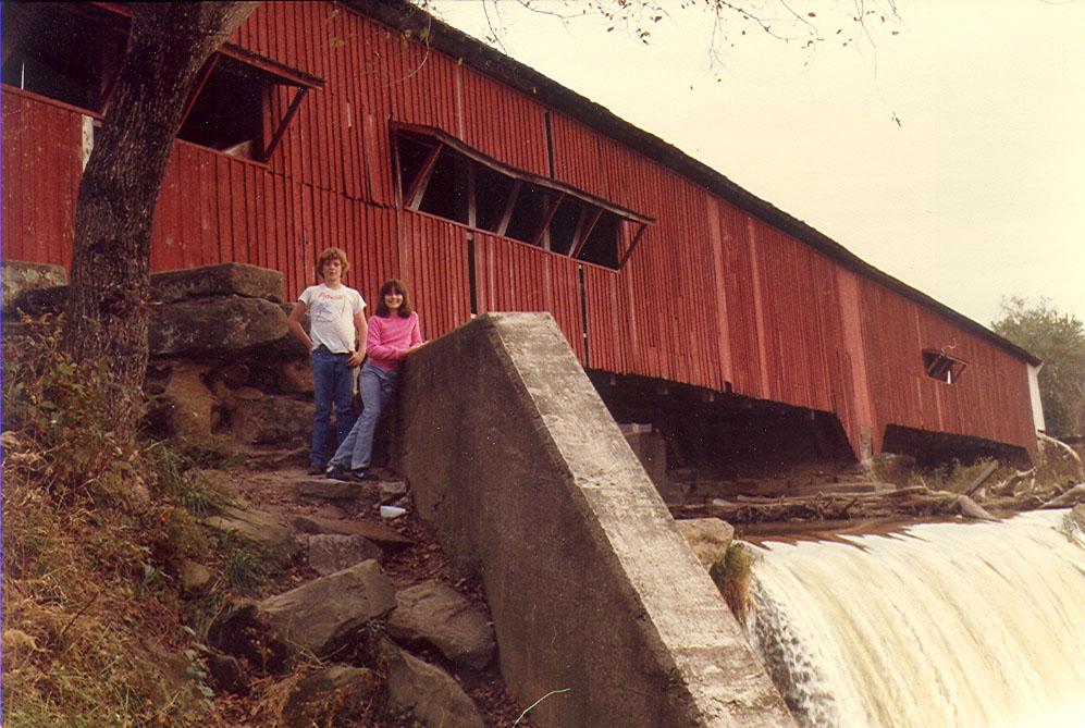 Bridgeton Bridge 1981.
