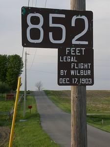 Near Milville, Indiana.