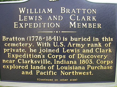 See next photo for other side of marker.  Marker is located in Montgomery County on US 136, east edge of Waynetown.