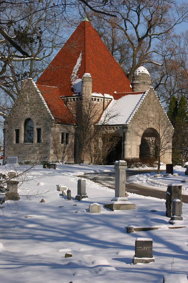 Highland Lawn Cemetery, Terre Haute.