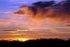 Universal Mine area Sunset