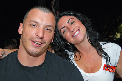 0022 Willie and Dominique at Daytona Beach Hooters