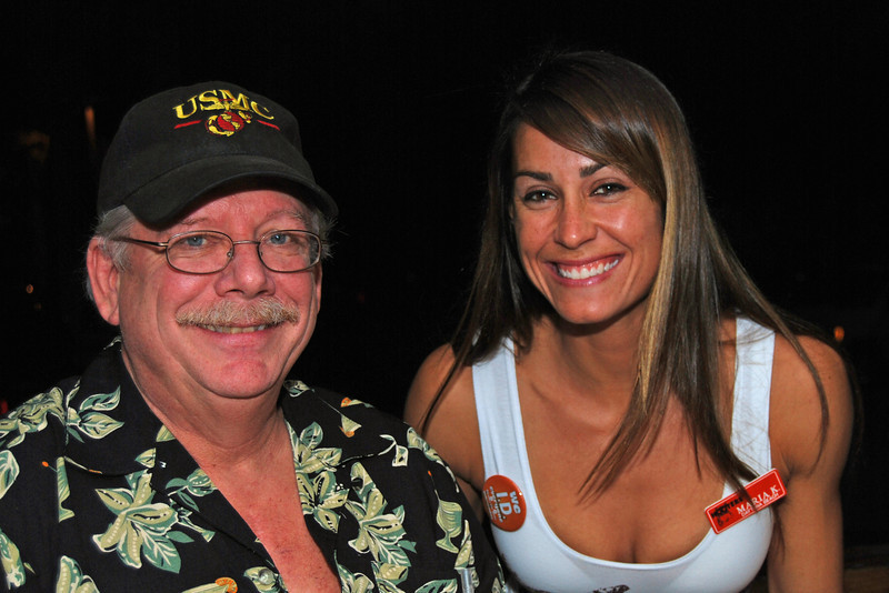 0004 Rick and Maria at Daytona Beach Hooters