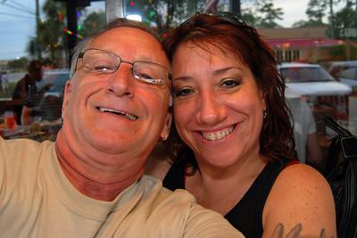 0011 Don and Wendy at Daytona Beach Hooters