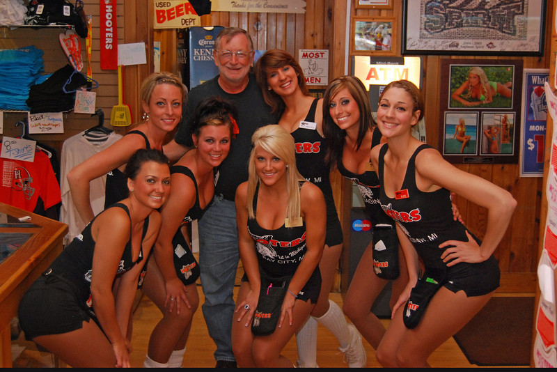 Saginaw hooters bikini contest