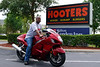 010 Christian at the Hooters of Orlando Airport