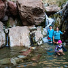 Blazin' Paddles kayak trip, Colorado River, 10/8/20