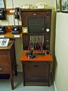 Communications Room Display