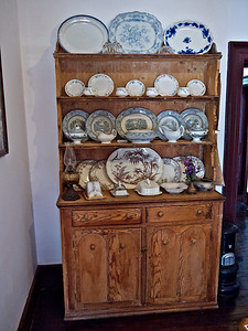 Part of the Kitchen Display