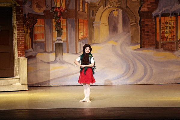 "HGCBT ""A Christmas Carol"", Saturday December 8, 2012"