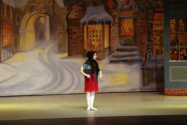 "HGCBT ""A Christmas Carol"", Friday December 7, 2012"