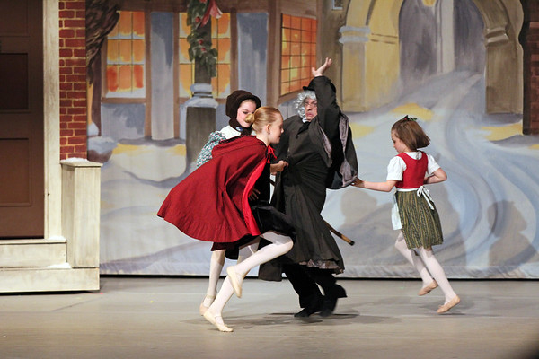 "HGCBT ""A Christmas Carol"", Friday December 9, 2011"