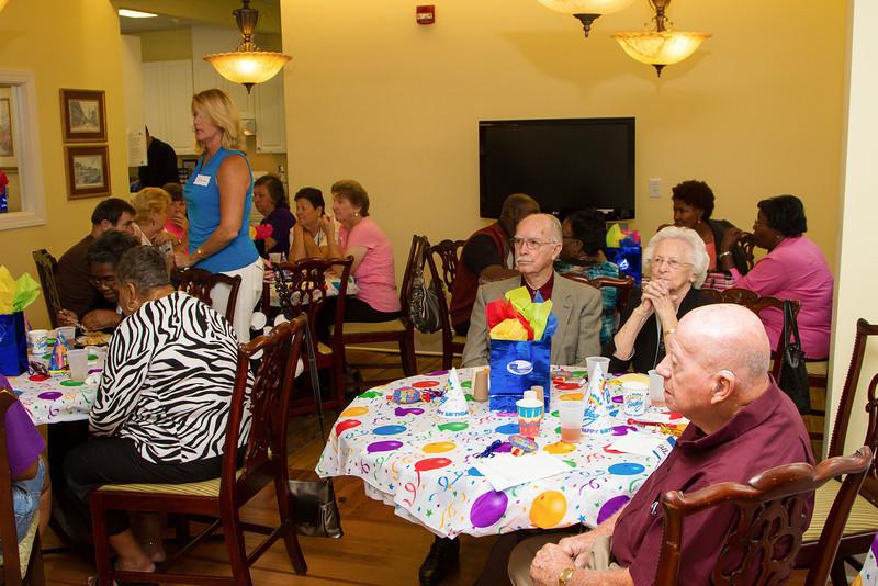 Hope Lodge Reunion and Birthday 2013-152