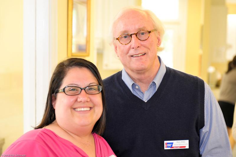 Hope Lodge Charleston Volunteer 2013-121