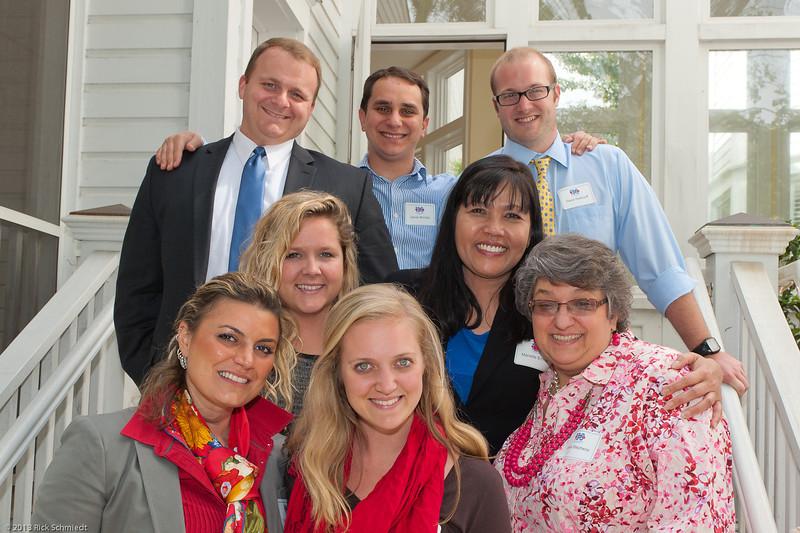 Hope Lodge Charleston Volunteer 2013-145