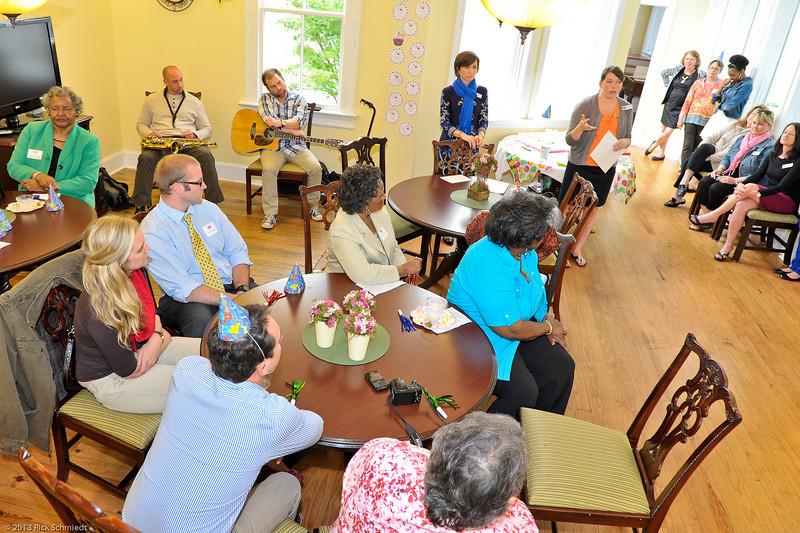 Hope Lodge Charleston Volunteer 2013-154