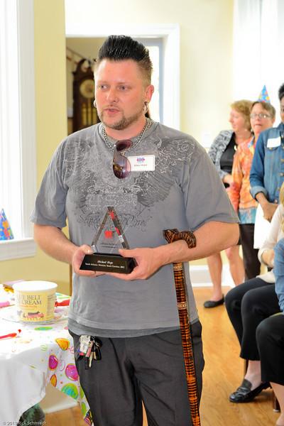 Hope Lodge Charleston Volunteer 2013-156