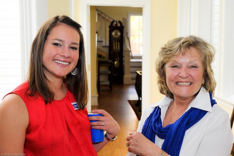 Hope Lodge Charleston Volunteer 2013-148