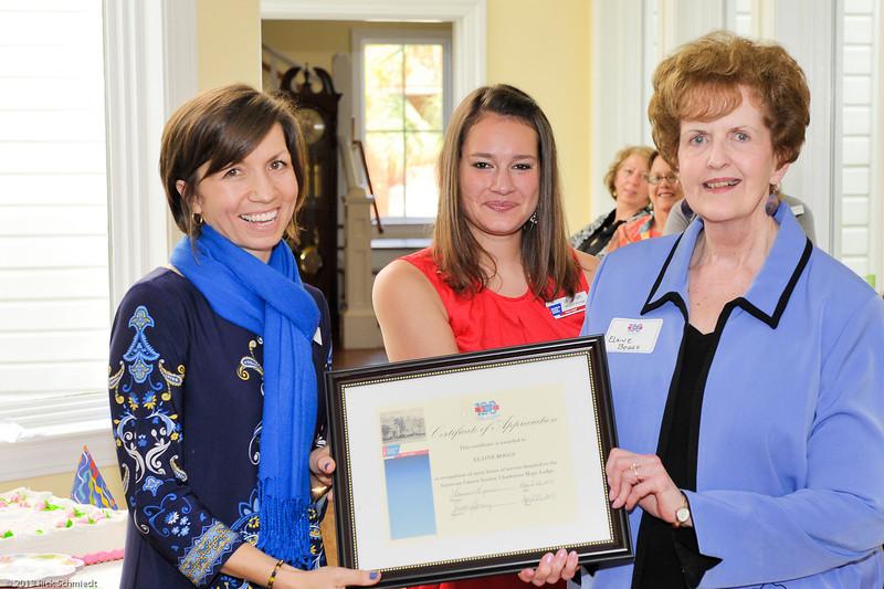 Hope Lodge Charleston Volunteer 2013-157
