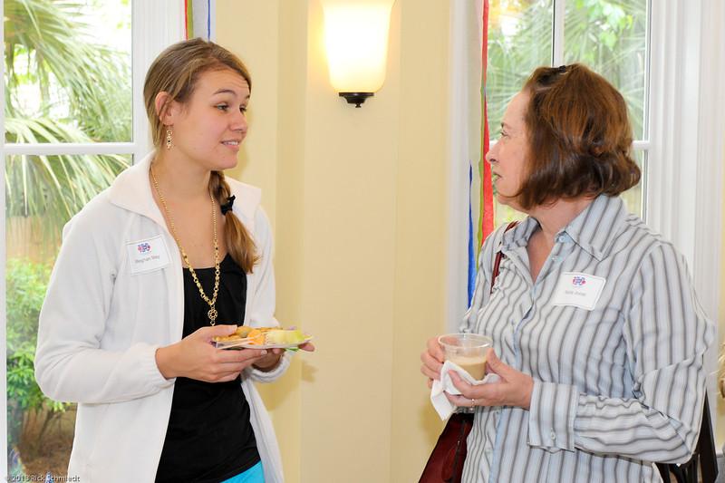 Hope Lodge Charleston Volunteer 2013-113