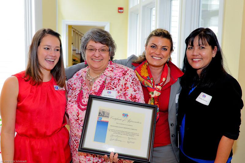 Hope Lodge Charleston Volunteer 2013-159