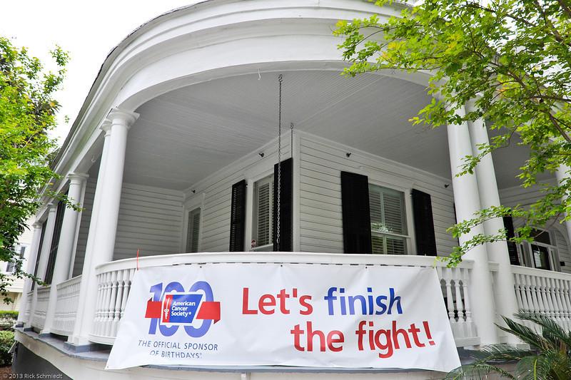 Hope Lodge Charleston Volunteer 2013-103