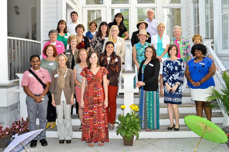 Hope Lodge Volunteer Luncheon 2014-128