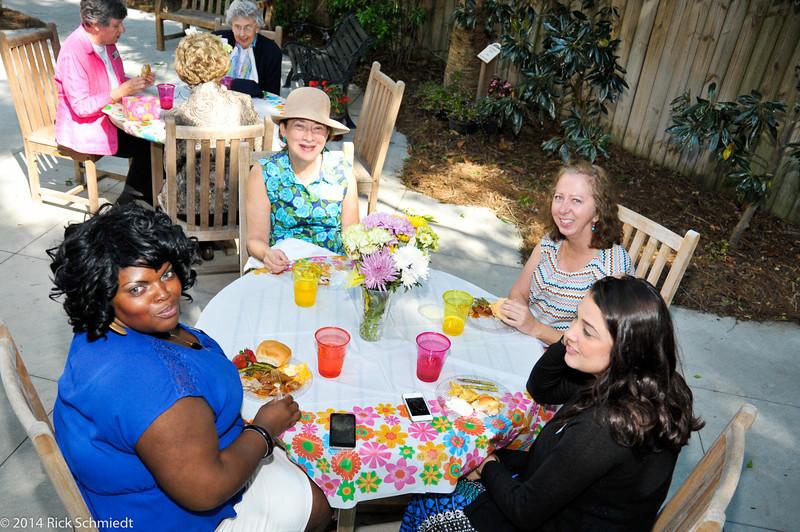 Hope Lodge Volunteer Luncheon 2014-107