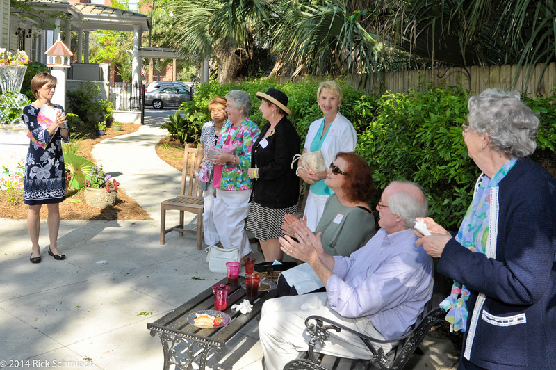 Hope Lodge Volunteer Luncheon 2014-125