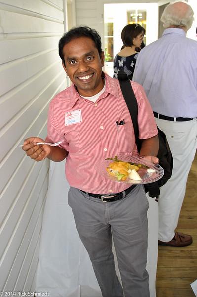Hope Lodge Volunteer Luncheon 2014-112