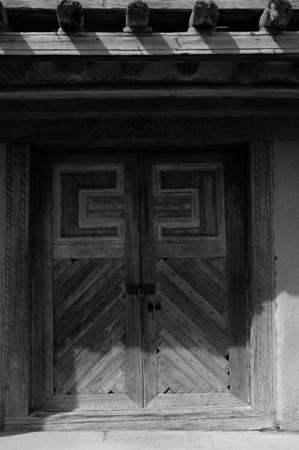door at trampas