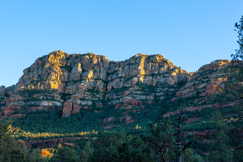Sedona, AZ Devils Bridge Trail