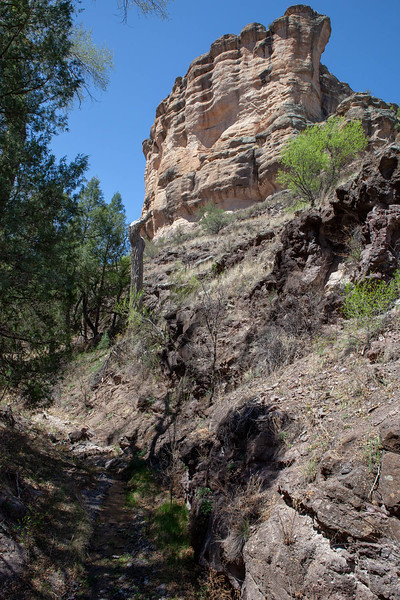 New Mexico Gila Cliff Dwelling