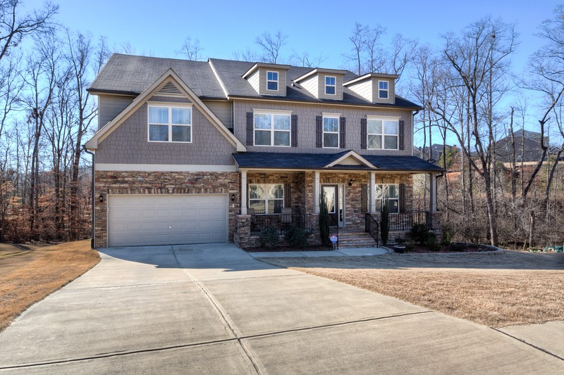 Cumming GA Home For Sale In Hopewell Manor (1)