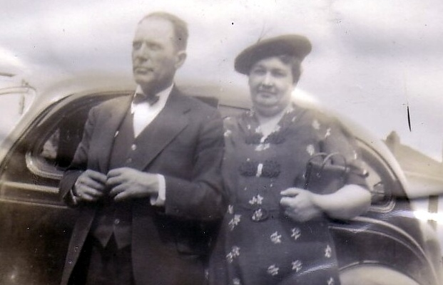Elmer D. & Emma (Taylor) Hopkins