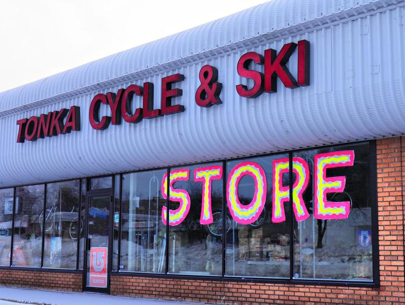 Tonka Cycle Store